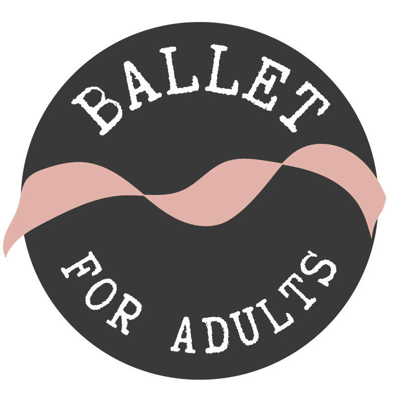 ballet for adults logo